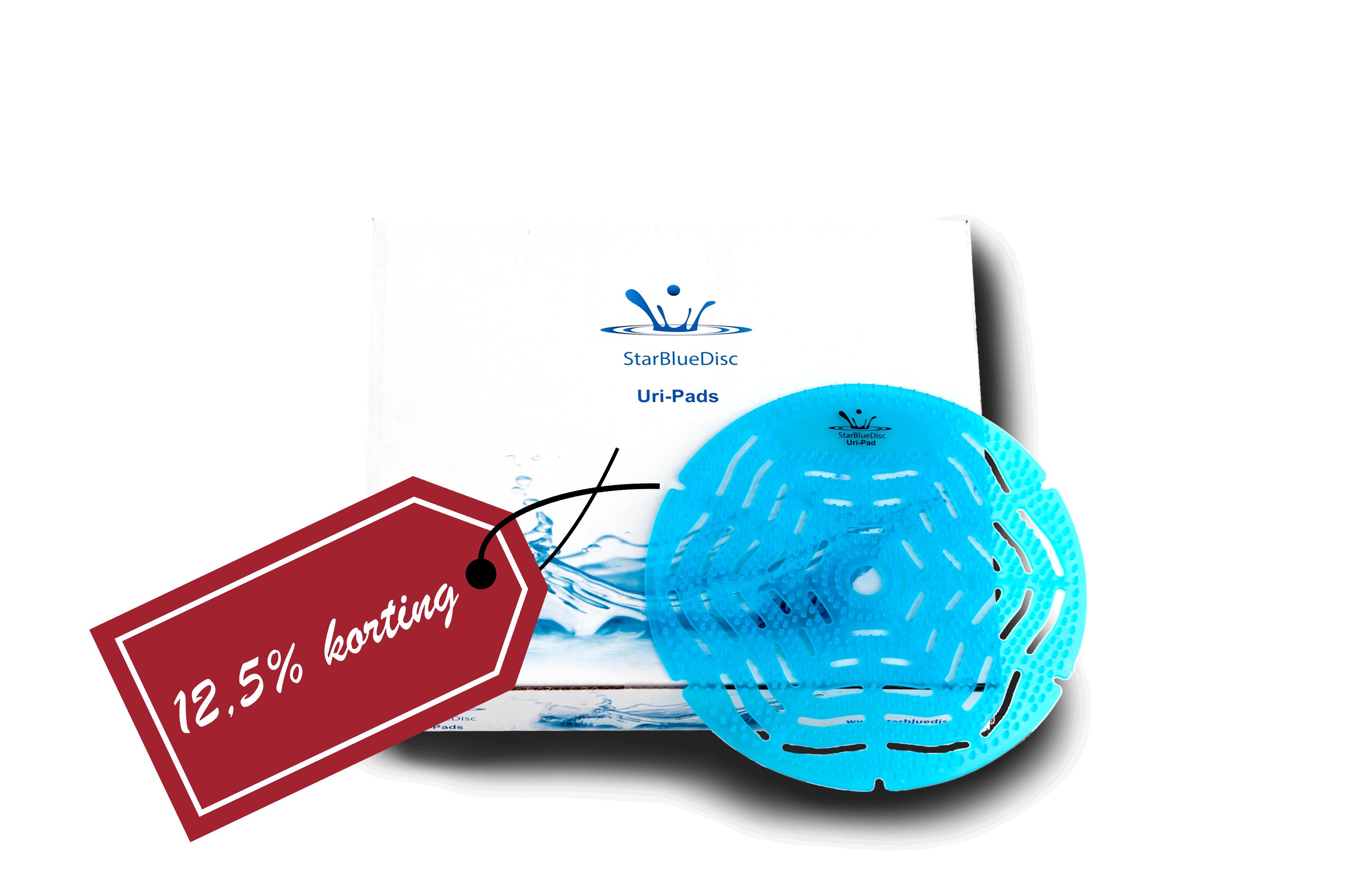 6x verpakking Uri-Pad OCEAN<br>!! Nu 10% korting !!